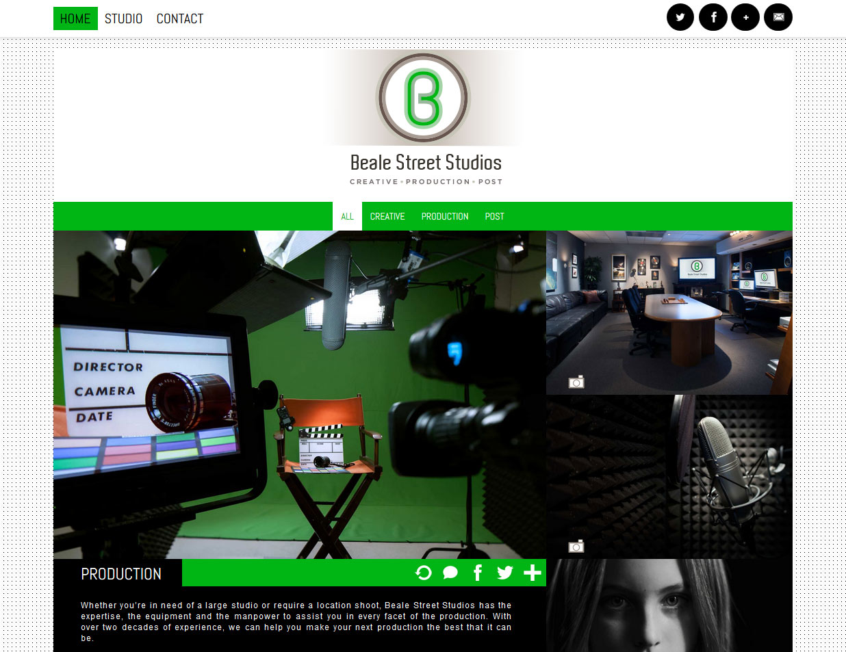 bealestreetstudios.com