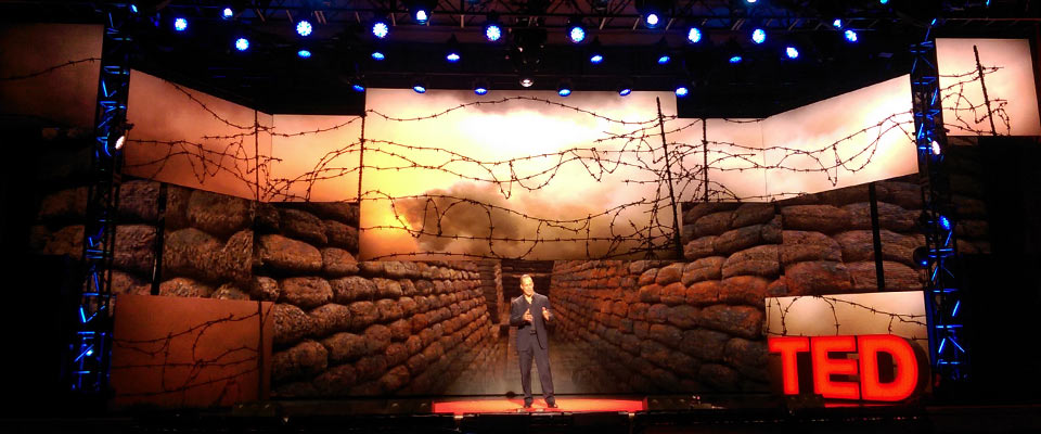 TED Talks Live @ The Town Hall NYC : Nov 1-6, 2015