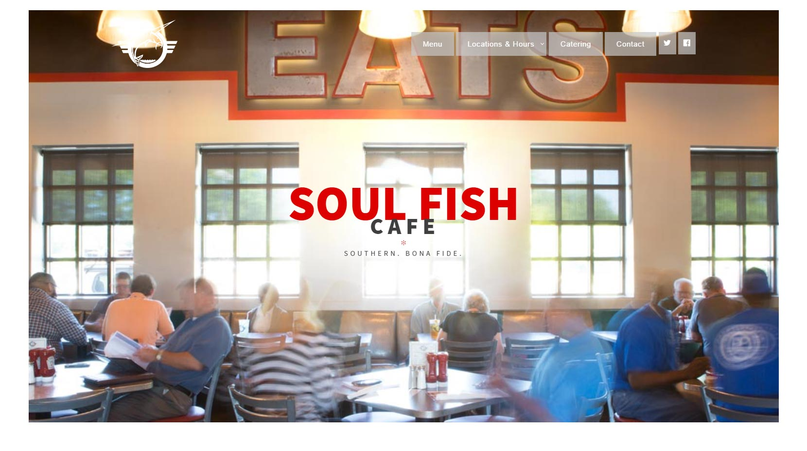 soulfish-website
